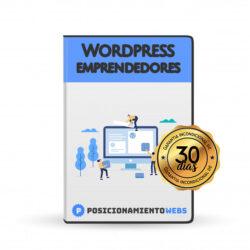 diseno web wordpress emprendedores