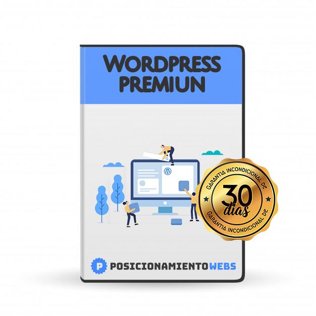 Diseño Web WordPress Premiun